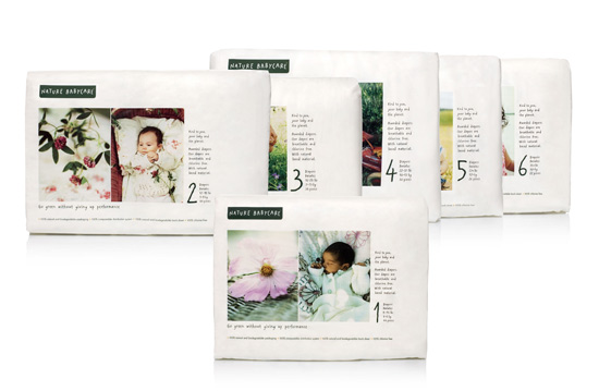 Nature Babycare Disposable Nappies
