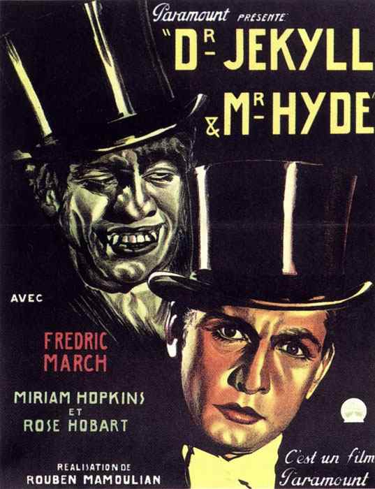 dr jekyll and mister hyde