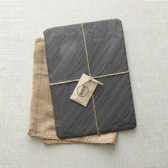 These Slate Cheese Boards Come In An Abundance Of Colors And Sizes They Make Adorable House Warming Gifts Paired With Cheeses Ers