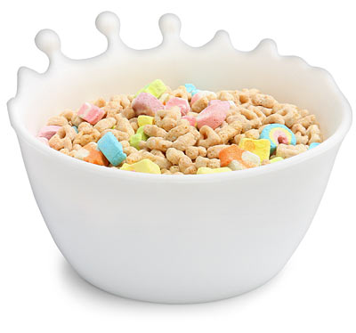 Cerealize: Custom Made Cereal — Taryn Cox The Wife