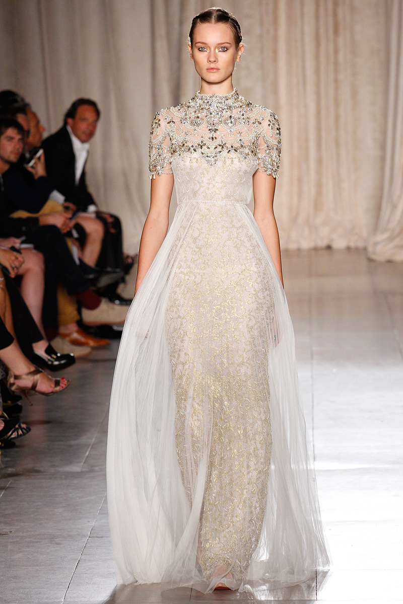 Marchesa Spring 2013 Taryn Cox The Wife