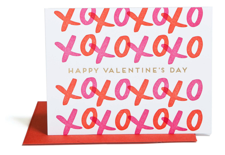 The Social Type Valentine's Day Cards