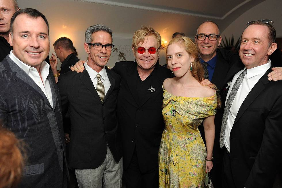 "LoveGold and The Elton John Aids Foundation Celebrate ""How to Survive a Plague"""