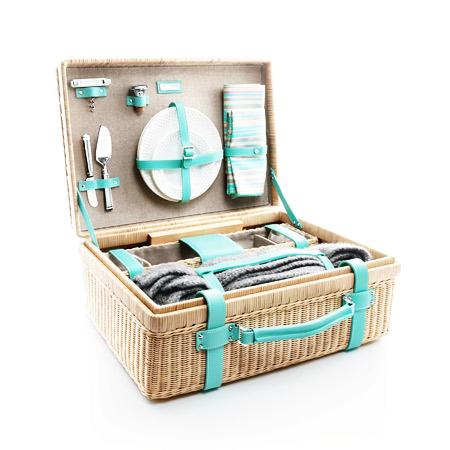 Tiffany & Co. Central Park Picnic Basket