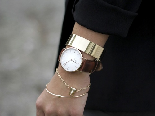 Women's Gold Watches