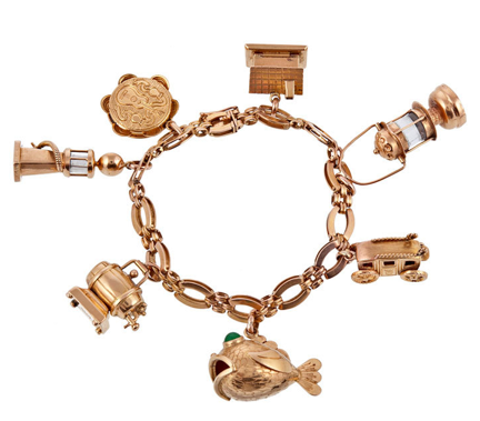 THE WIFE Guide: Charm Bracelets