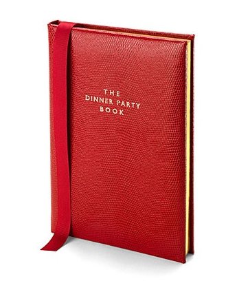 The Dinner Party Book, Aspinal of London