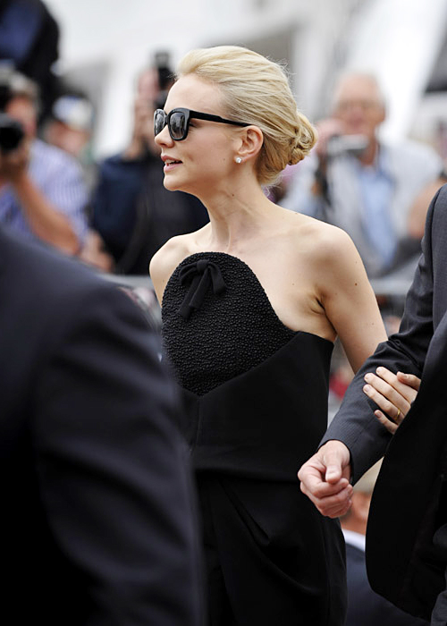 Remarkable Wife With Style Carey Mulligan Taryn Cox The Wife Short Hairstyles For Black Women Fulllsitofus