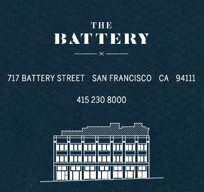The Battery, San Francisco