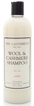 THE WIFE Guide: Caring for Cashmere