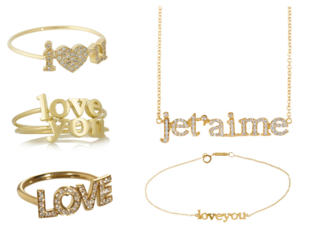 the wife guide: valentine's day jewelry — taryn cox the wife, Ideas