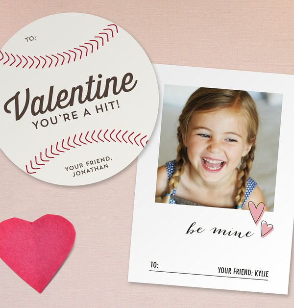 Minted Valentine's Day Cards