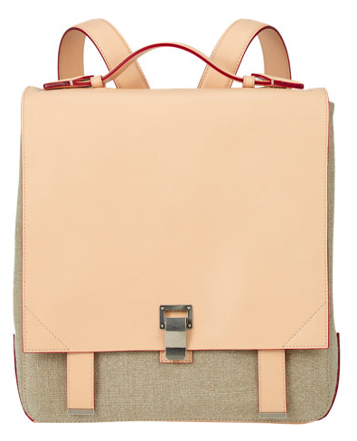THE WIFE Guide: Backpacks; Proenza Schouler PS Large Backpack