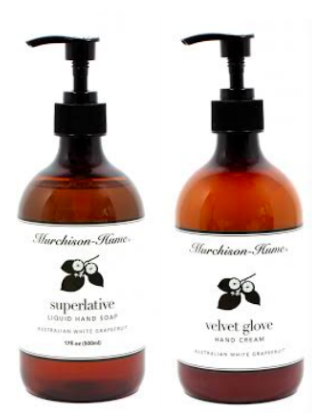 THE WIFE Guide: Hand Soap & Lotion