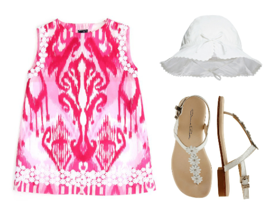 THE WIFE Spring Break Style Guide: Girls