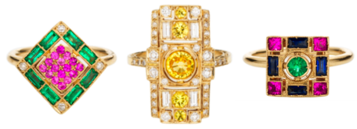 Spring Accessory: Sabine G. Rings