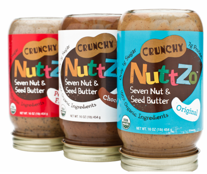 Nuttzo Seven Seed and Nut Butter