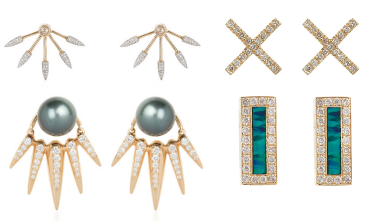 The Wife Holiday Gift Guide Jewelry Taryn Cox The Wife