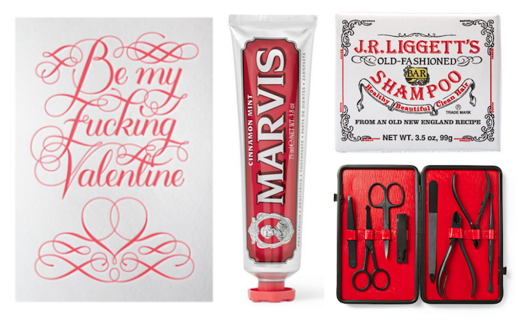 THE WIFE™ Valentine's Day Gift Guide: For Him