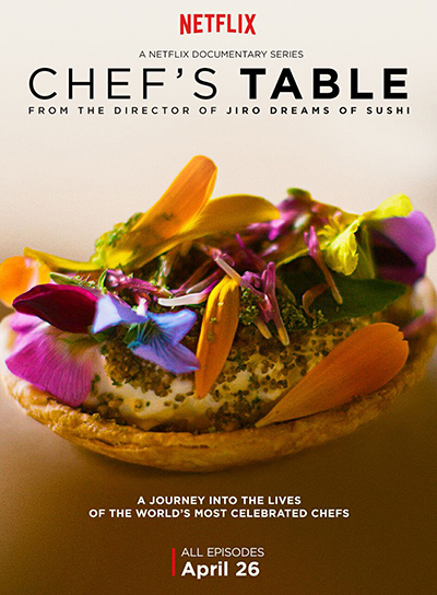 Must See TV: Netflix Chef's Table
