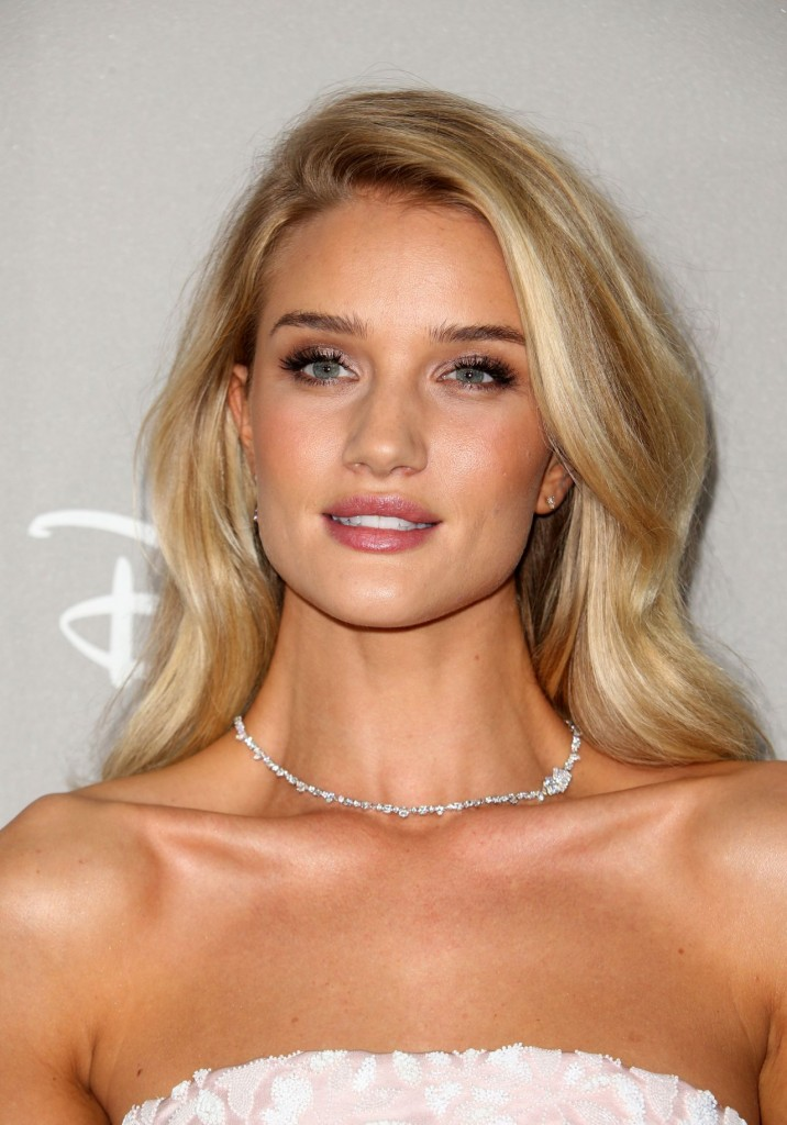 Beauty Inspiration: Rosie Huntington-Whiteley