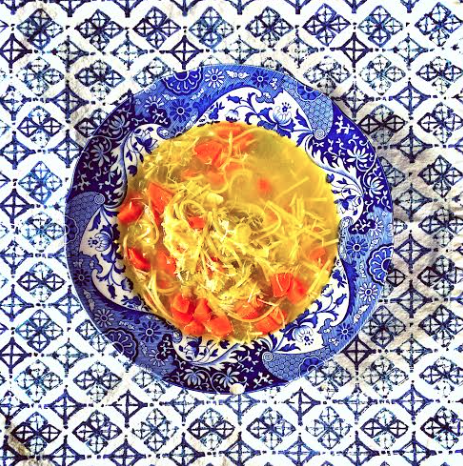 THE WIFE's Chicken Soup