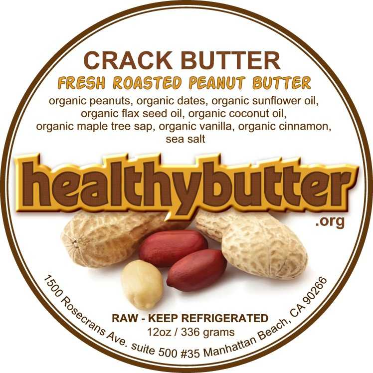Supermarket Sweep: Healthy Butter